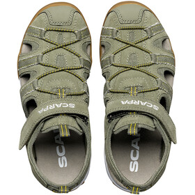 Scarpa Mojito Sandals Kids military